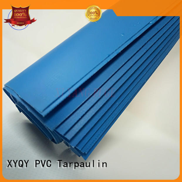 Wholesale coated side curtain truck tarpaulin curtain XYQY Brand