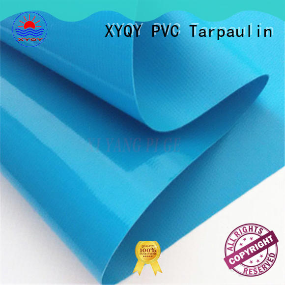 XYQY kids pvc fabric with good air tightness for kids