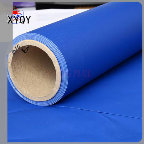XYQY High-quality white canvas tarpaulin Supply for tents
