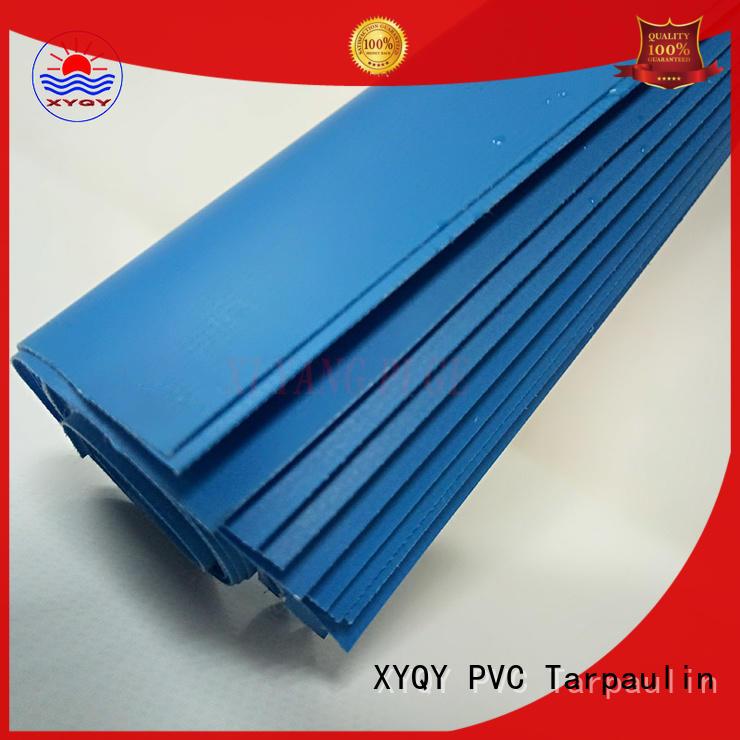 XYQY curtain truck tarps company for carport