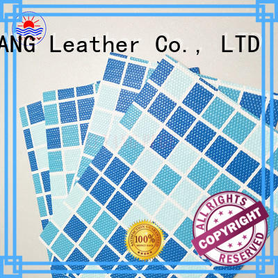 XYQY Brand tarpaulin material swimming pool fabric backing factory