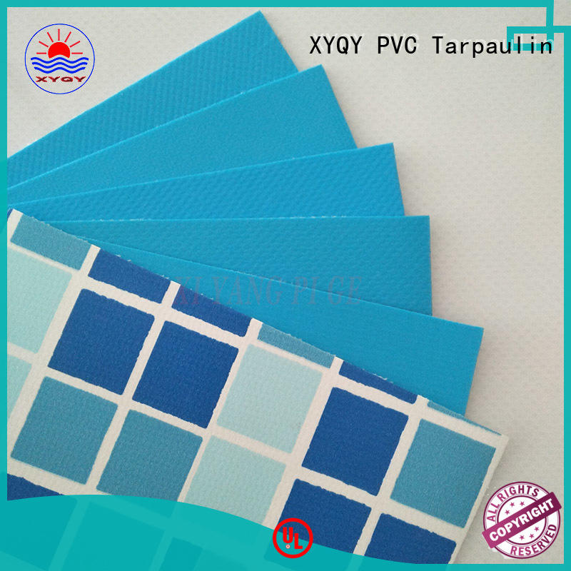Wholesale large swimming pool fabric XYQY Brand