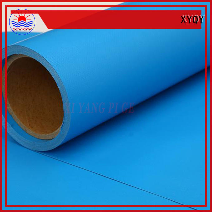 XYQY coated canvas tarpaulin fabric for truck cover
