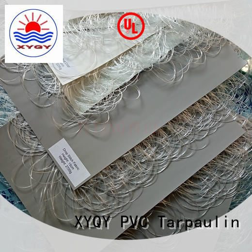 XYQY products hypalon fabric with good quality and pretty competitive price for inflatable screens