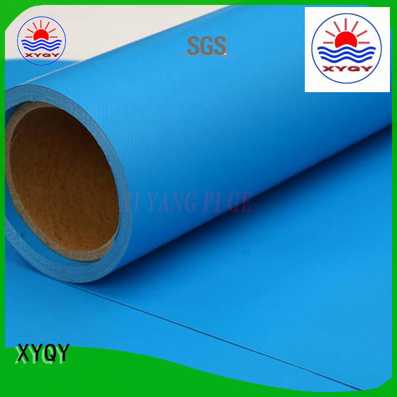 XYQY Brand cover house buy pvc tarpaulin waterproof factory