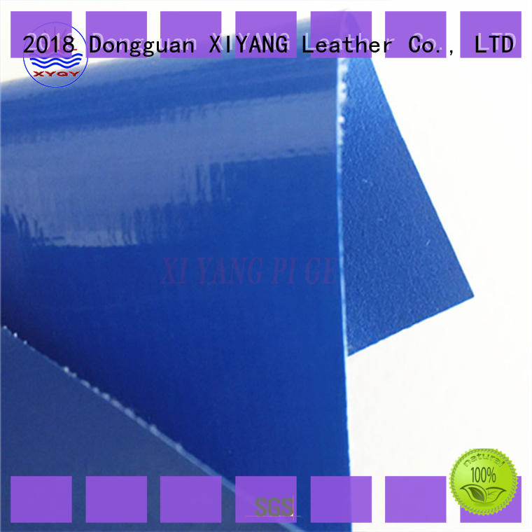 XYQY games pvc fabric material with tensile strength for kids