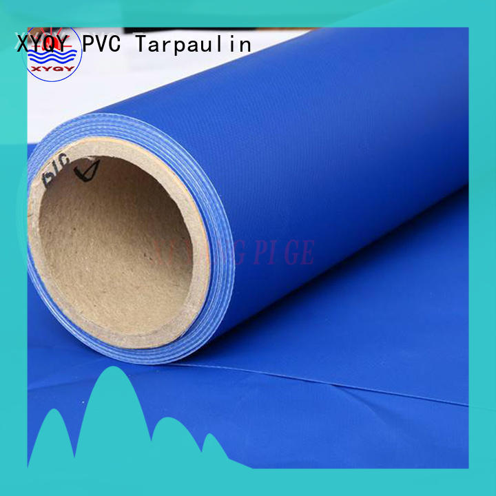 XYQY cold-resistant roll tarps for pickup trucks factory for awning