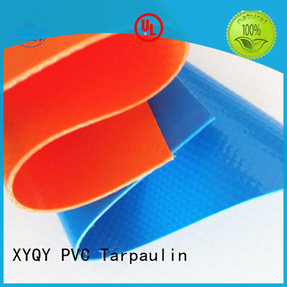 pvc inflatable fabric with high tearing for sport XYQY