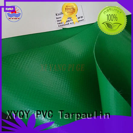 XYQY carport pvc coated tarpaulin Supply for carportConstruction for membrane