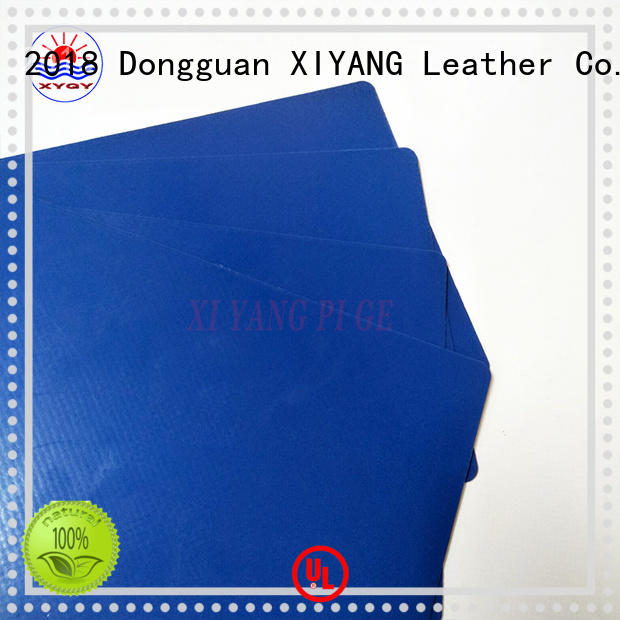 XYQY tensile pvc tarpaulin fabric company for rolling door