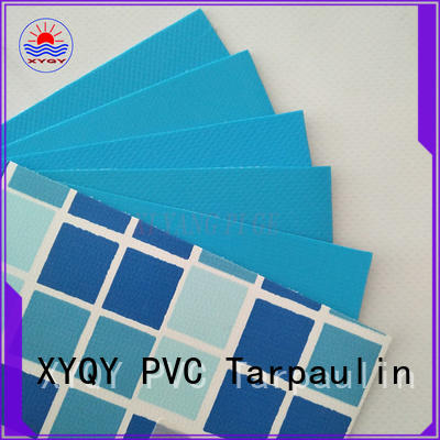 XYQY tarpaulin cost of 16x32 inground pool liner company for swimming pool