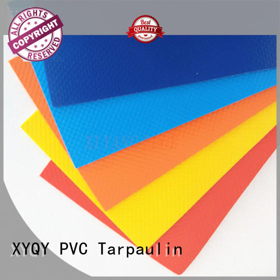 XYQY durable pvc coated nylon fabric company for pools