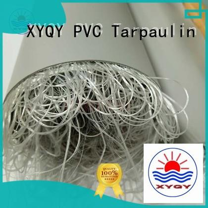 XYQY strength pvc mesh fabric Supply for flood control