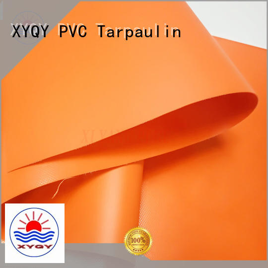 inflatable boat fabric coated house XYQY Brand pvc fabric for inflatable boat