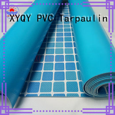 XYQY large clear pvc fabric for child