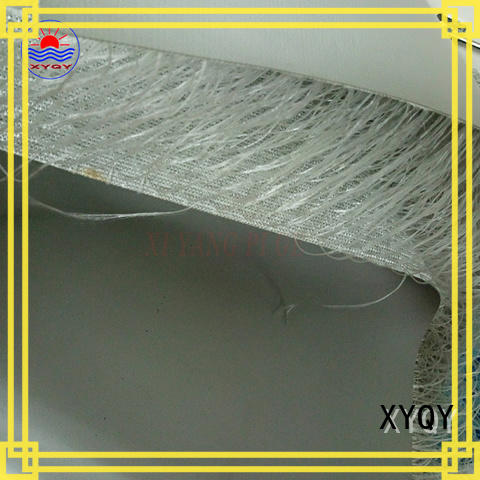 Latest stretch pvc fabric drop for flood control