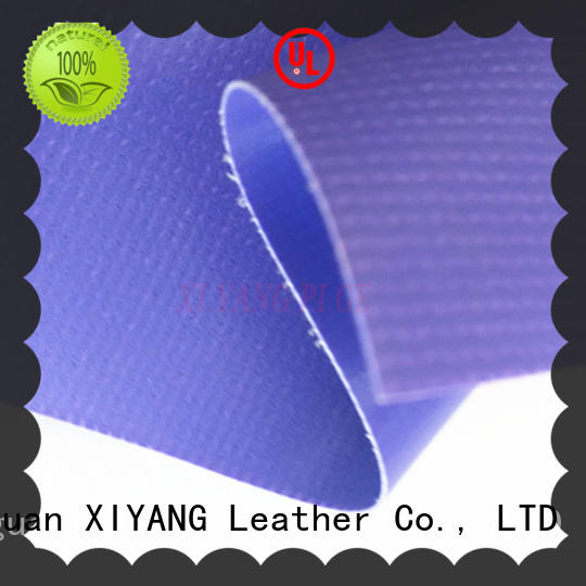 fire retardent pvc inflatable boat tarpaulin with high tearing for bladder