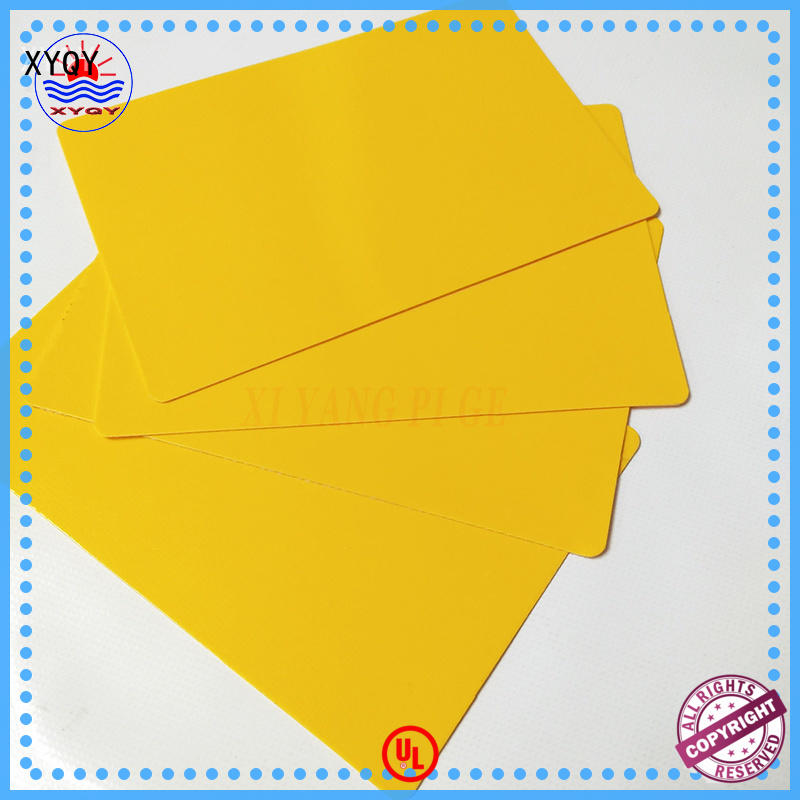 tensile Tarpaulin Fabric for Rolling Door fabric for rolling door XYQY