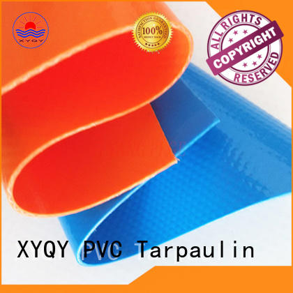 tarpaulin pvc cover XYQY Brand inflatable boat fabric manufacture