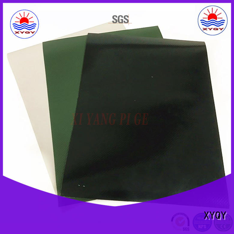 XYQY non-toxic environmental waterproof tarpaulin with good quality and pretty competitive price for sport