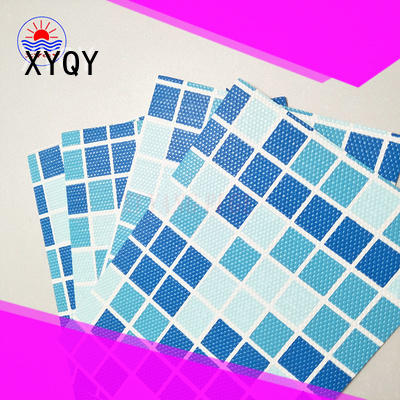 high tear pool liner plastic coated for business for child