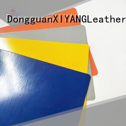 XYQY waterproof pvc tarpaulin fabric Suppliers for rolling door