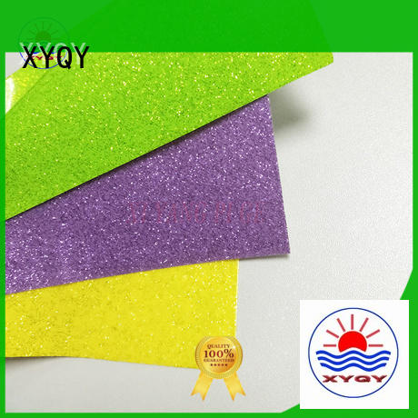 XYQY fire retardent pvc fabric with high tearing for inflatable games tarp