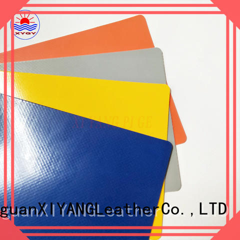 with good quality and pretty competitive price pvc coated tarpaulin fabric strength factory for outdoor