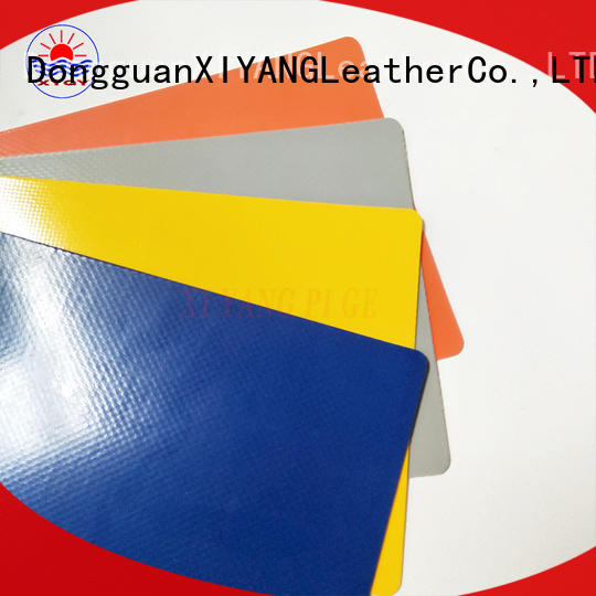 XYQY Best waterproof tarpaulin fabric factory for outdoor